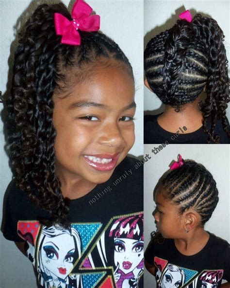 kids hairstyle natural hairstyles curly hair styles
