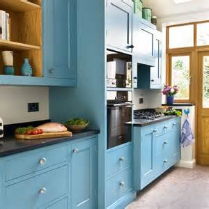 ideas for galley kitchens galley kitchen design ideas housetohome co uk