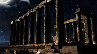 Ancient Greece Wallpapers Greek Athens Mythology Gods