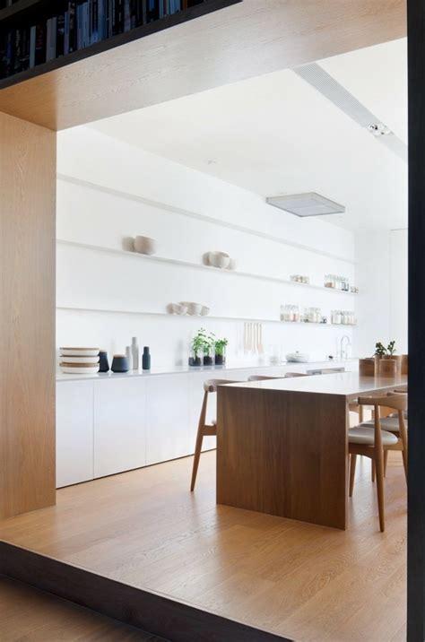 le marché de la cuisine une extension maison qui prône la simplicité