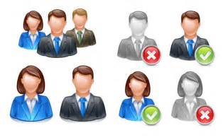 People Avatar Icons Free