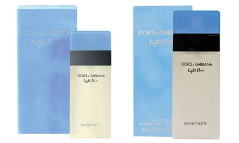 Jcpenney Light Blue Perfume by Dolce Gabbana Eau De Toilette Groupon Goods
