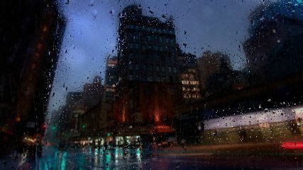 city rain animated wallpaper mylivewallpaperscom