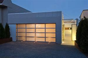 edmonton garage doors entry modern with flat roof hand
