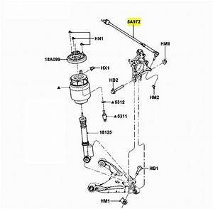 Ford Expedition Rear Suspension Diagram