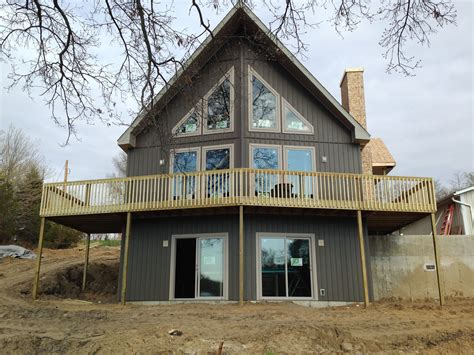 another lake home coming together lakefront waterfront
