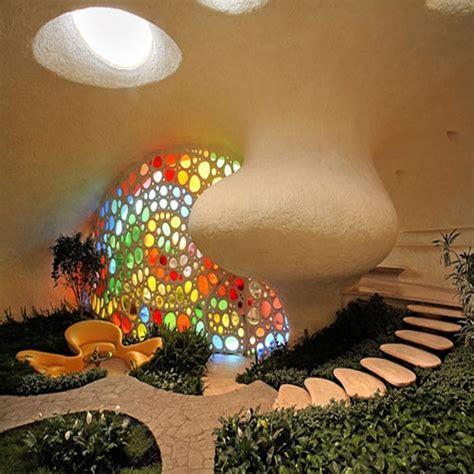 Nautilus Giant Seashell House in Mexico City