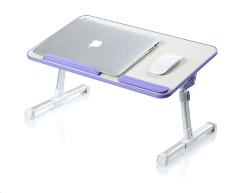 Xgear A8 Foldable Portable Laptop Notebook Desk Bed Table