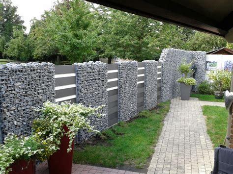 Sichtschutz Garten Preise by Gabionen Sichtschutz Preis Experimusic