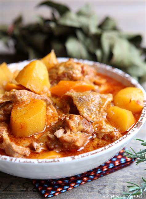 cuisiner le veau en sauce sauté de veau facile aux pommes de terre et carottes