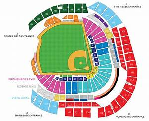 Nationals Park Seating Chart With Seat Numbers Going Fishing Breaking Down Marlins Park Seating The