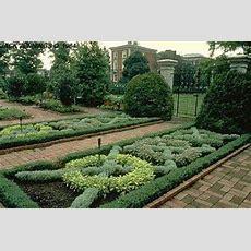 Willowbrook Park Knot Gardens