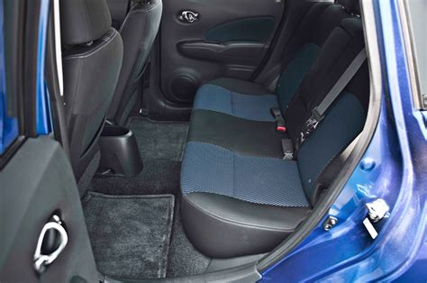 Nissan Versa Note Interior by 15 Compact Cars With Cavernous Interiors Motor Trend