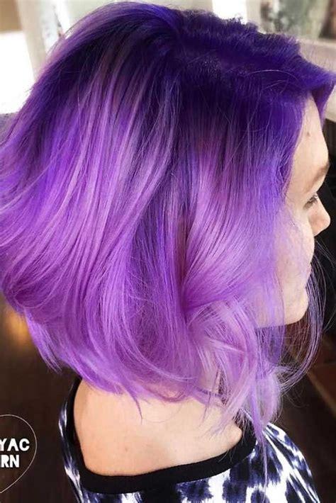 25 Best Ideas About Purple Hair On Pinterest Dark