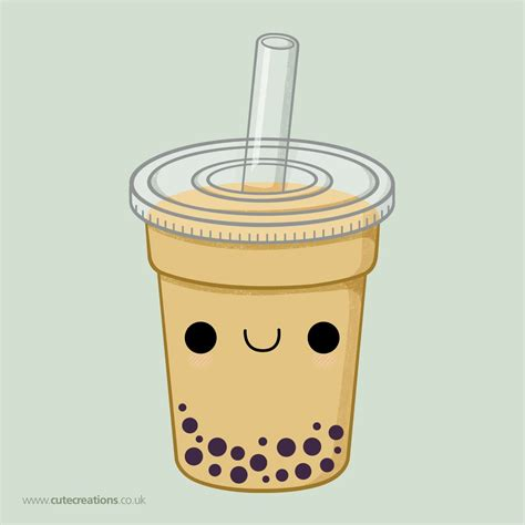 Discover (and save!) your own pins on pinterest A cute picture of boba milk Tea!