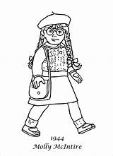 Doll American Coloring Pages Preeminent Ba Most Whitesbelfast sketch template