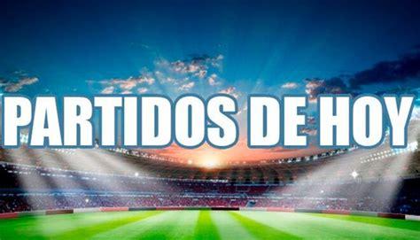 VER GRATIS Partidos de hoy miércoles 6 de enero EN VIVO ...