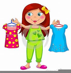 Getting Dressed For School Clipart | Free Images at Clker ...