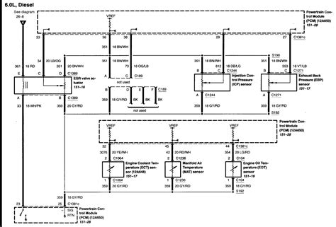 2005 F250 Ac Diagram by Looking For Wiring Diagram For The Fuel Injection System