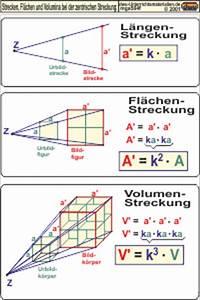 Zusammengesetzte Flächen Berechnen Arbeitsblatt : mga504 strecken fl chen volumen bei der streckung ~ Themetempest.com Abrechnung