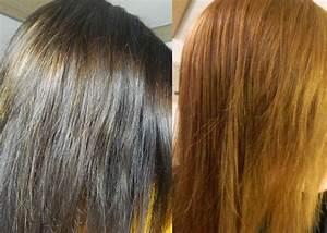 Gefärbte Haare Natürlich Aufhellen : haare aufhellen mit zitrone vorher nachher ~ Frokenaadalensverden.com Haus und Dekorationen