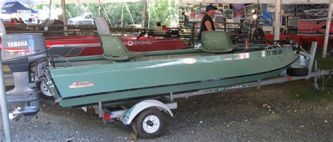 Skeeter Hawk Boat For Sale by Fiberglassics 174 Early Boat Manufacturers
