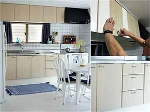 Küche Neu Gestalten : klebefolie f r k che verwenden und die k chenm bel neu gestalten ~ Sanjose-hotels-ca.com Haus und Dekorationen