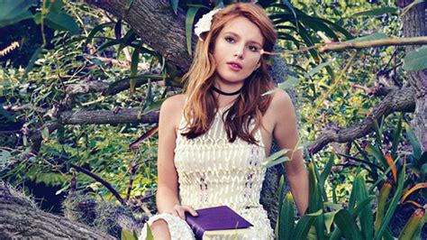 bella thorne thrilled  announce shes finally
