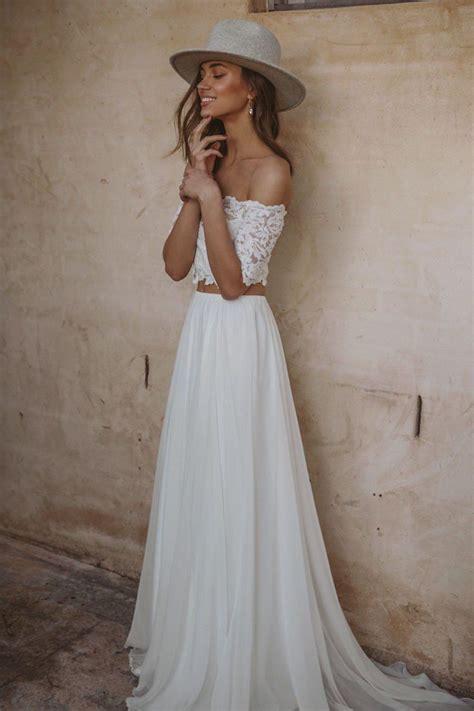 Robe Boheme Mariage Le Mariage Boh 232 Me Chic Parfait En 100 Id 233 Es De D 233 Coration Robe Et Plus Bohemian Wedding