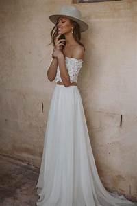 Robes De Mariée Bohème Chic : le mariage boh me chic parfait en 100 id es de d coration robe et plus bohemian wedding ~ Nature-et-papiers.com Idées de Décoration