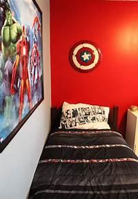 avengers boys bedroom designs Superhero Shared Boys Bedroom - Mom vs the Boys