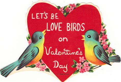 Happy Valentine's Love Birds