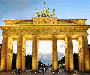 Bilder Von Berlin : brandenburger tor ~ Orissabook.com Haus und Dekorationen