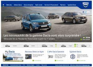 Dacia Service Client : service client dacia france assistance t l phone ~ Medecine-chirurgie-esthetiques.com Avis de Voitures