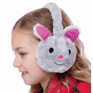 Cache Oreille Enfant : cache oreilles style animal lapin chien et ours enfant unisexe ebay ~ Teatrodelosmanantiales.com Idées de Décoration
