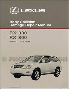 2004 Lexus Rx 330 Wiring Diagram Manual Original