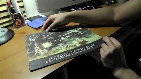A Rare Star wars Cinema Program Published in 1977 1st UK ...