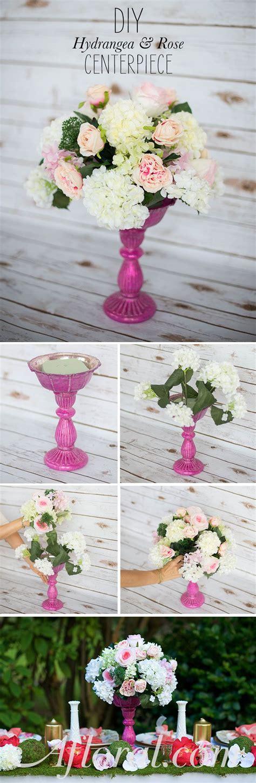 diy silk flower centerpiece you won t believe how lush