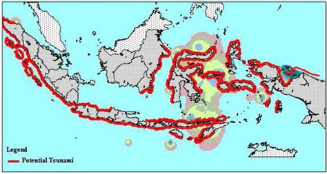 bali earthquake  maps lombok hit  seventh quake