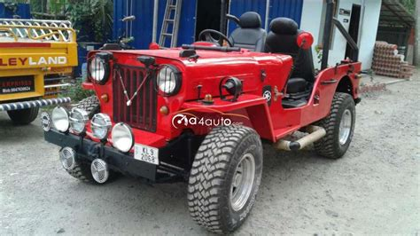 jeep mahindra buy mahindra jeep buy used jeep alapuzha a4auto com