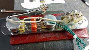 For 2 Humbuckers  U0026 1 Single Coil  U2013 Tele Wiring Harness W  5