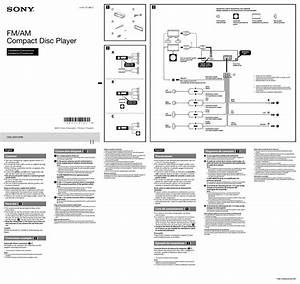 Sony Car Stereo Cdx Gt565up Wiring Diagram