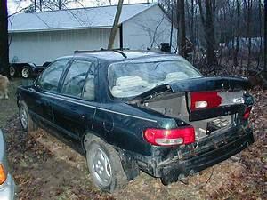 Fs  Parts From Smashed 1997 Kia Sephia