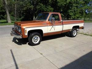 Chevrolet C  K Pickup 2500 For Sale    Find Or Sell Used