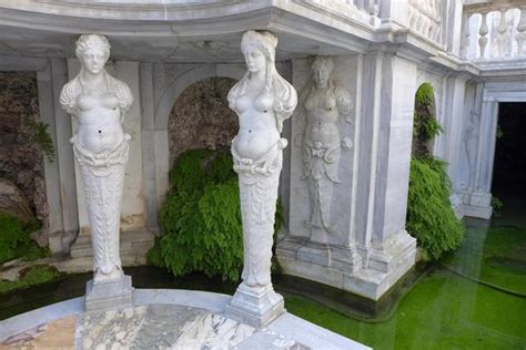 ninfeo villa giulia   misteriosi donatori bellezza ansait