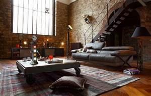 vintage teppiche und tapeten vintage ist eine einstellung With balkon teppich mit tapeten im retro look