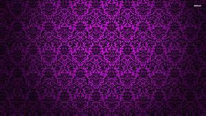 wallpaper patterns | Purple Vintage Pattern wallpapers HD ...