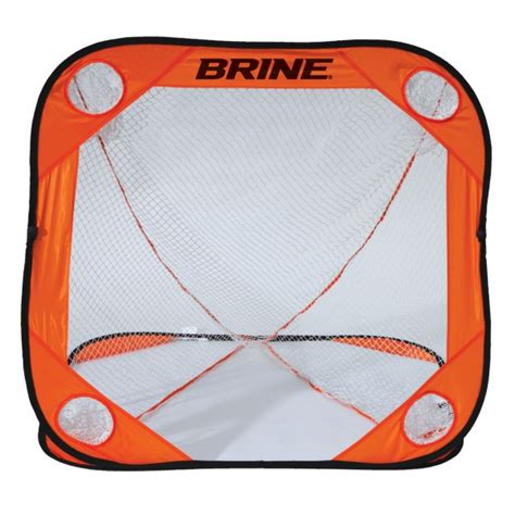 Brine Backyard Lacrosse Goal - brine lacrosse backyard wars lacrosse goal 4 x 4