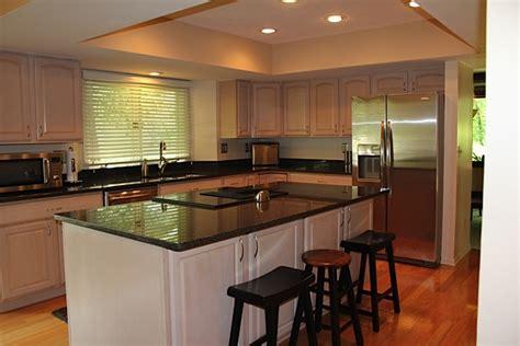 glass top kitchen island kitchen 7021 holcomb ave