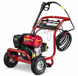 All Power 3200 Psi 2 6 Gpm Carb Gas Pressure Washer